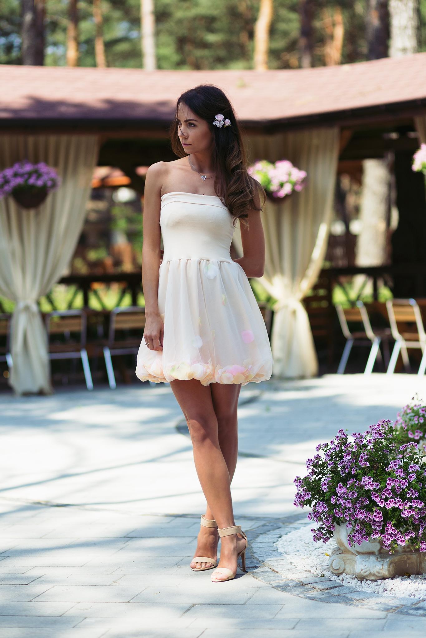 Sukienka Na Specjalną Okazję Olivka Blog Mamy I Córki