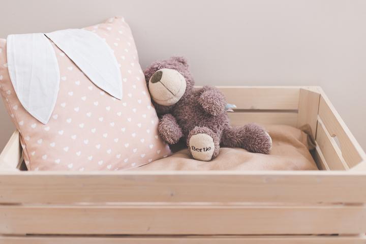 Dekoracje w dziecięcym pokoju