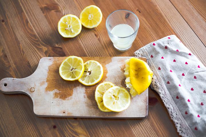 Sok z cytryny – kuracja odkwaszająca