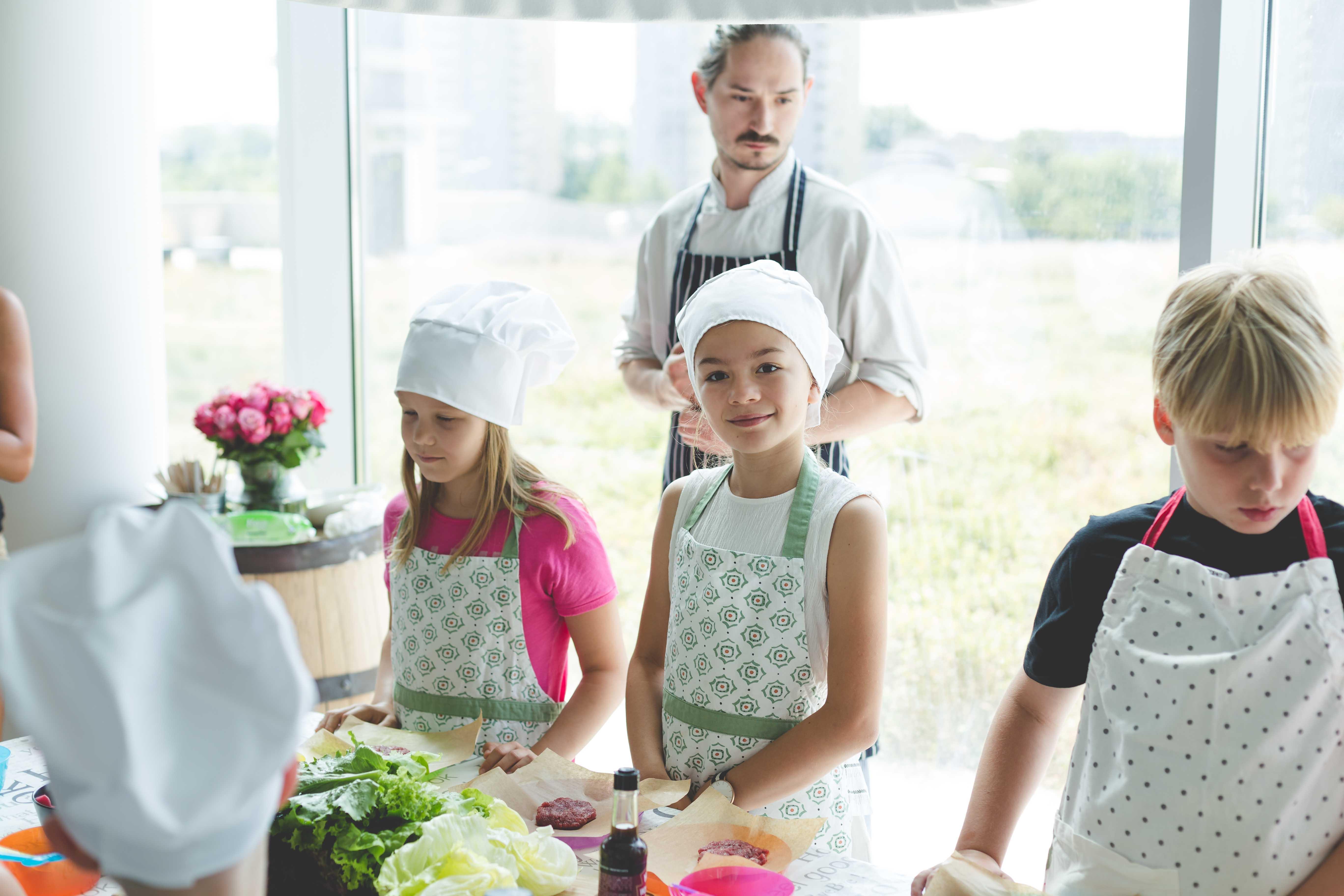 Warsztaty kulinarne dla dzieci w Moodro
