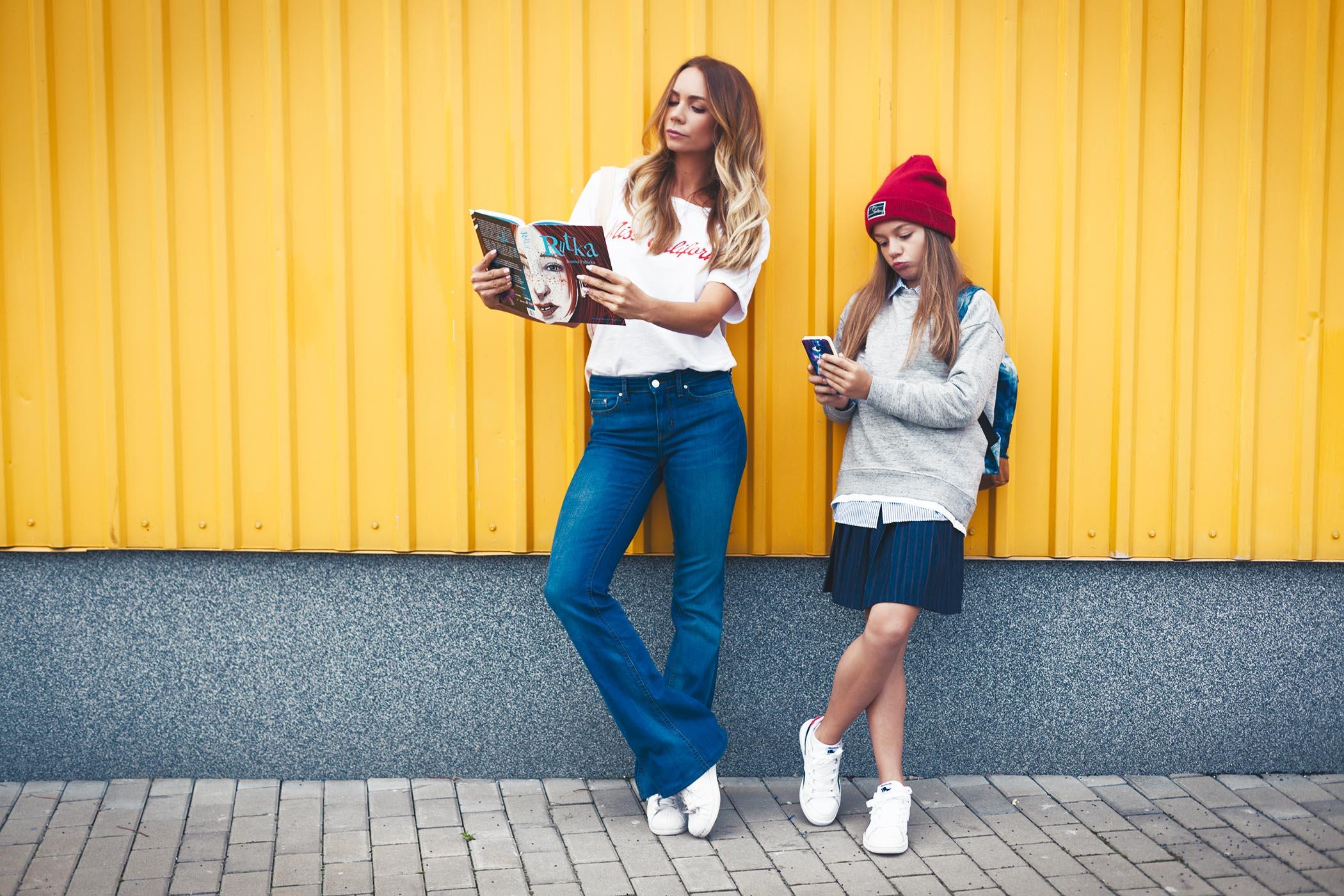 Back to school – moda szkolna na przestrzeni ostatnich lat