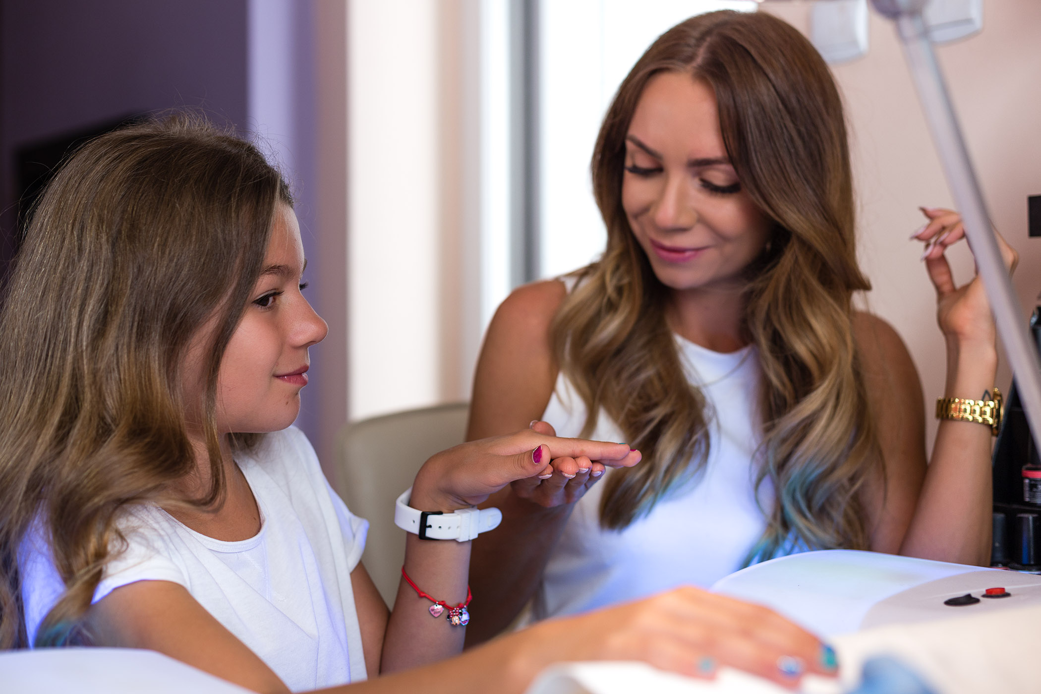 Wakacyjne przyjemności dla mamy i córki