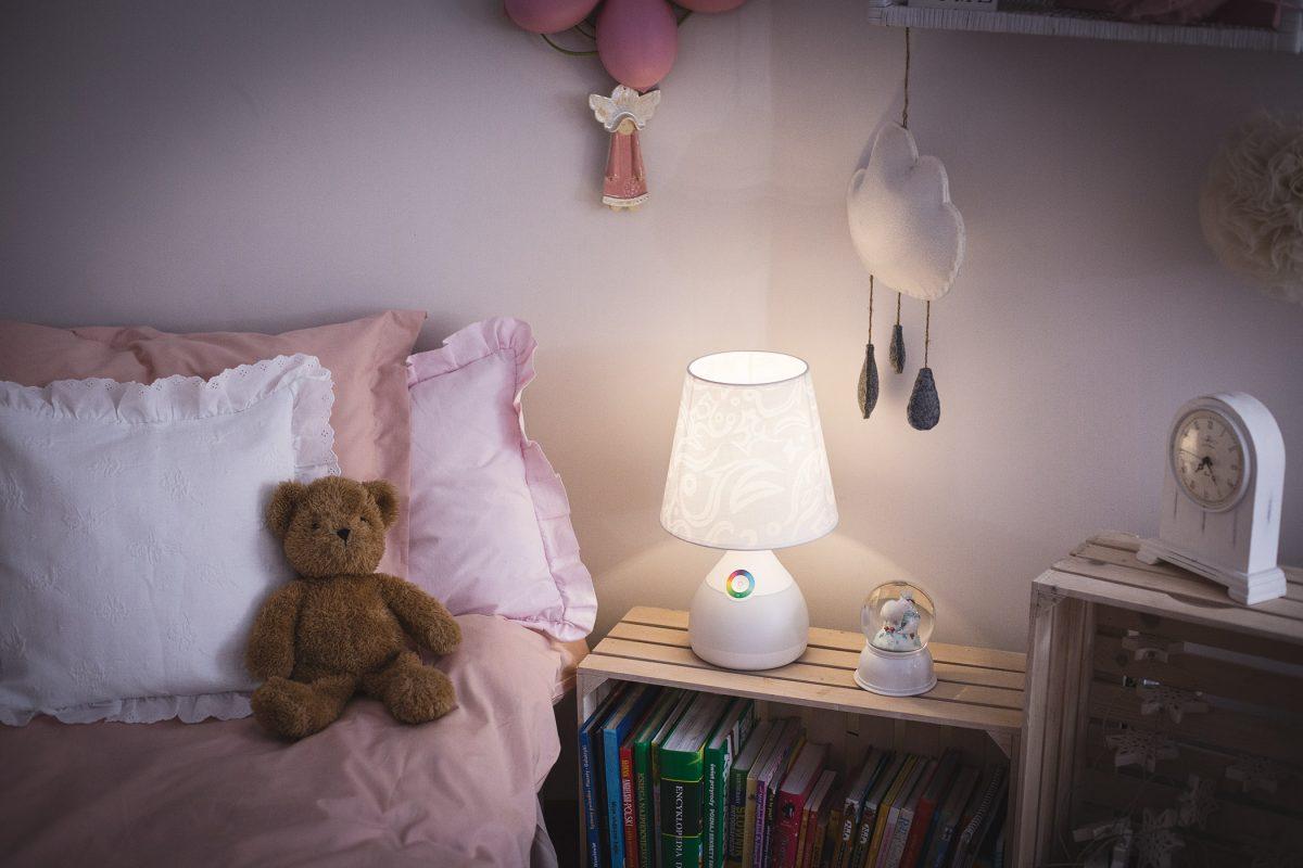 Więcej niż światło- nowoczesne lampki biurowe oraz nocne