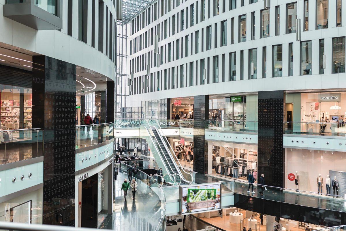 Plac Unii City Shopping- wyjątkowe miejsce na mapie Warszawy