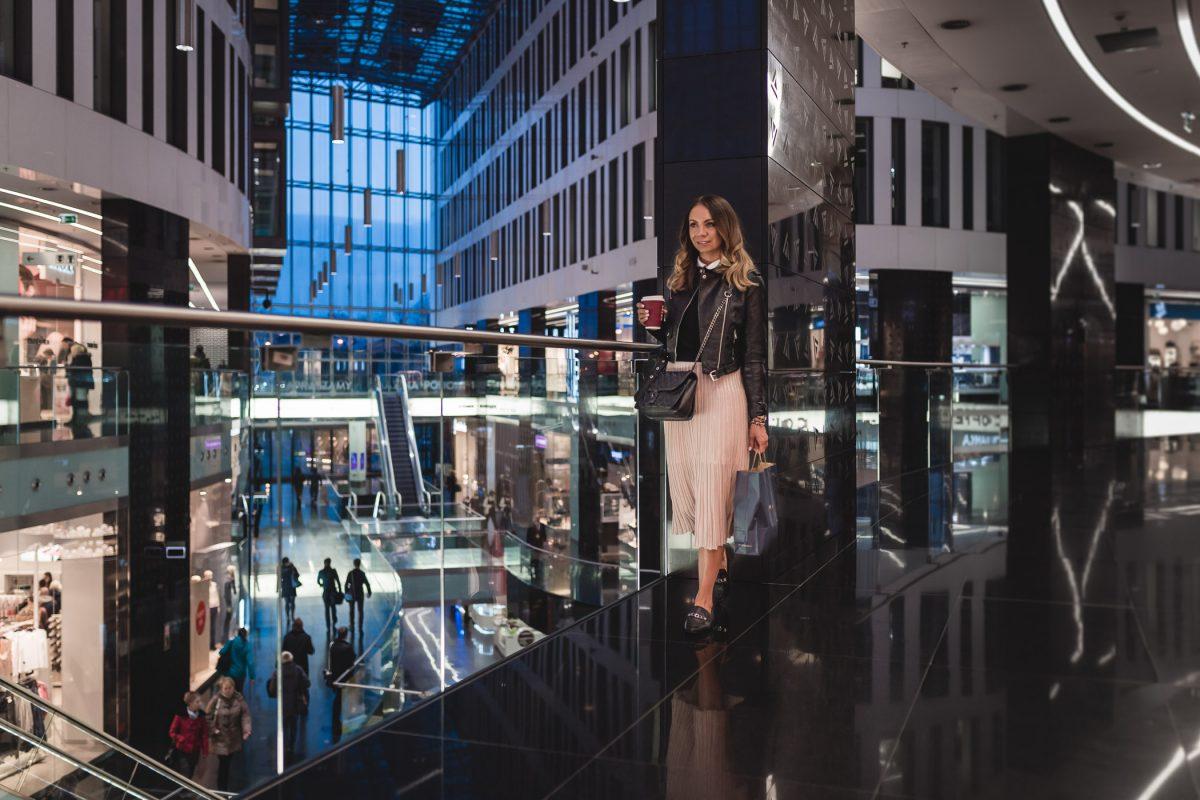 Zakupowe szaleństwo w Plac Unii City Shopping w Warszawie