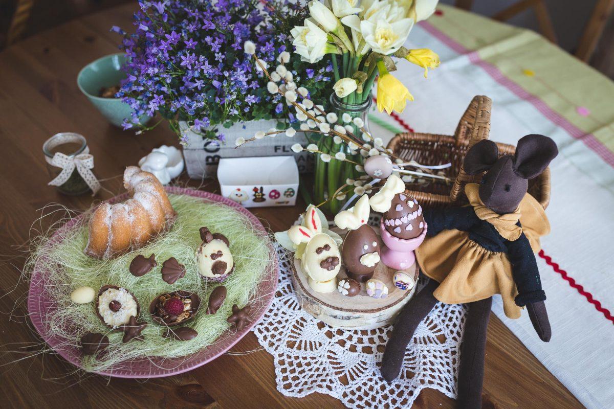 Własnoręczne jajka niespodzianki- pomysły na pyszne święta