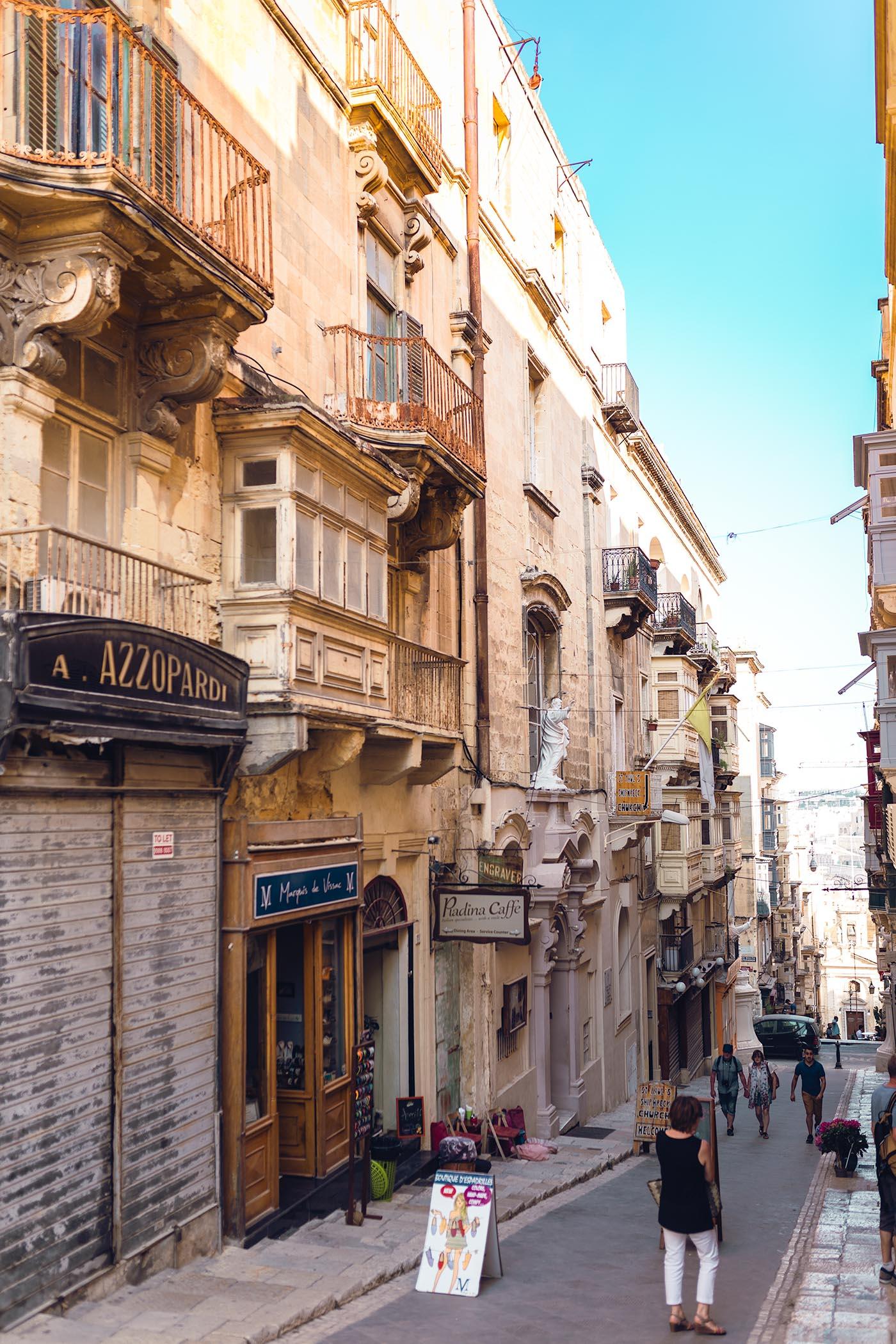 Atrakcje Malta, Malta, La Valletta ciekawoski, Valletta ciekawostki, najciekawsze miasteczka na Malcie