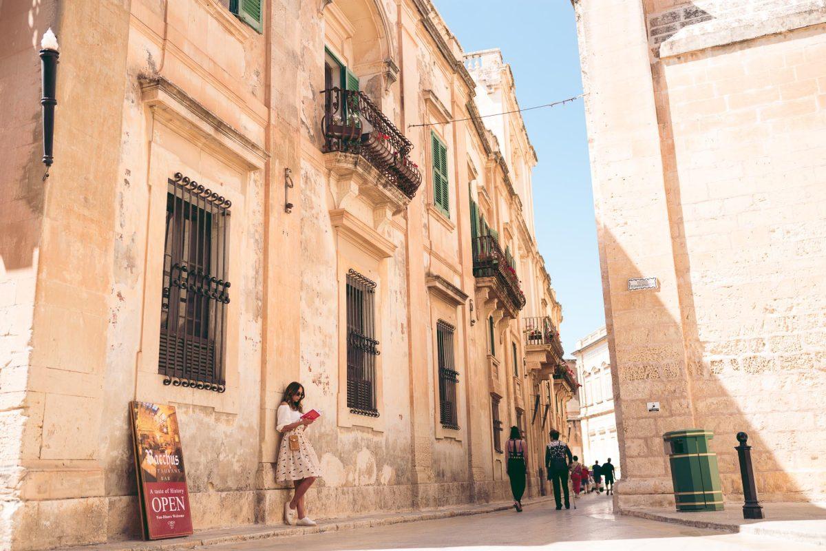 MDINA – Miasto ciszy | MALTA