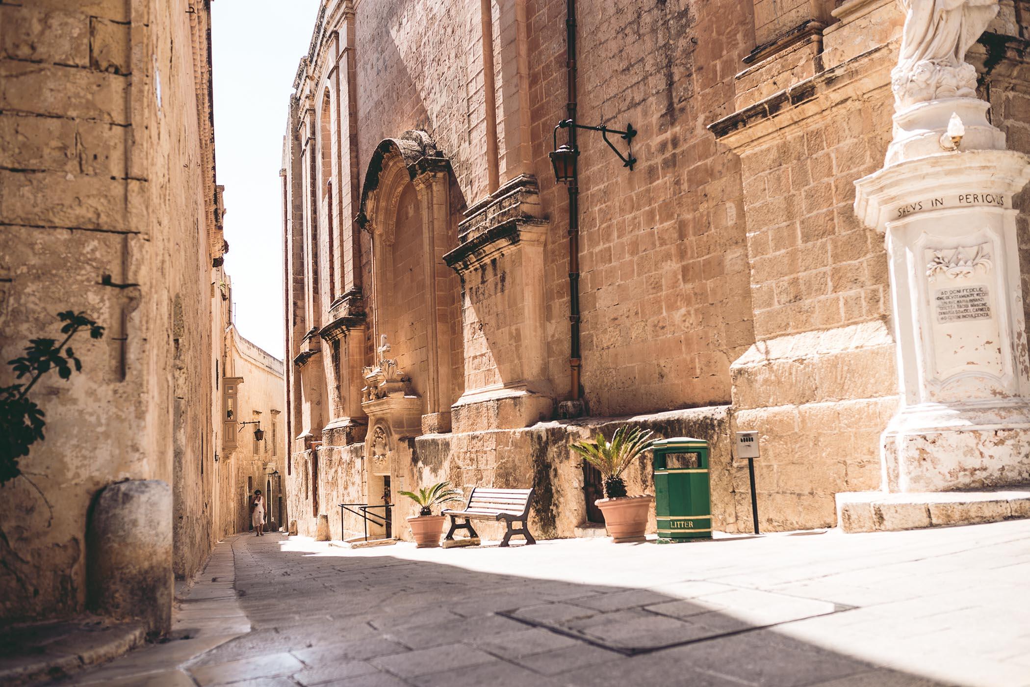 Mdina - miasto ciszy, miasto ciszy Malta, Atrakcje na Malcie