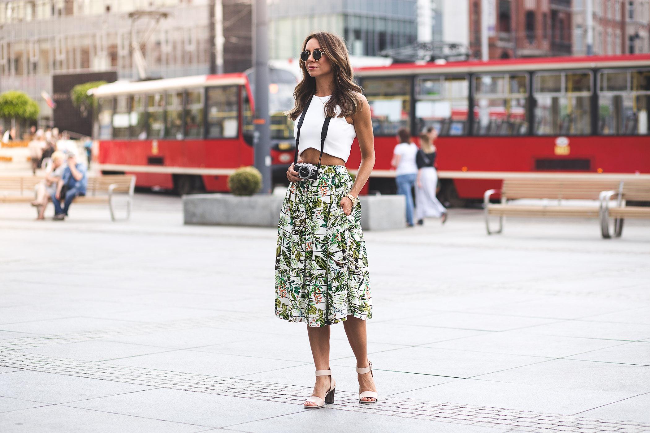 Olivka blog, modna mama, nz poland, sandały ryłko, katowice centrum
