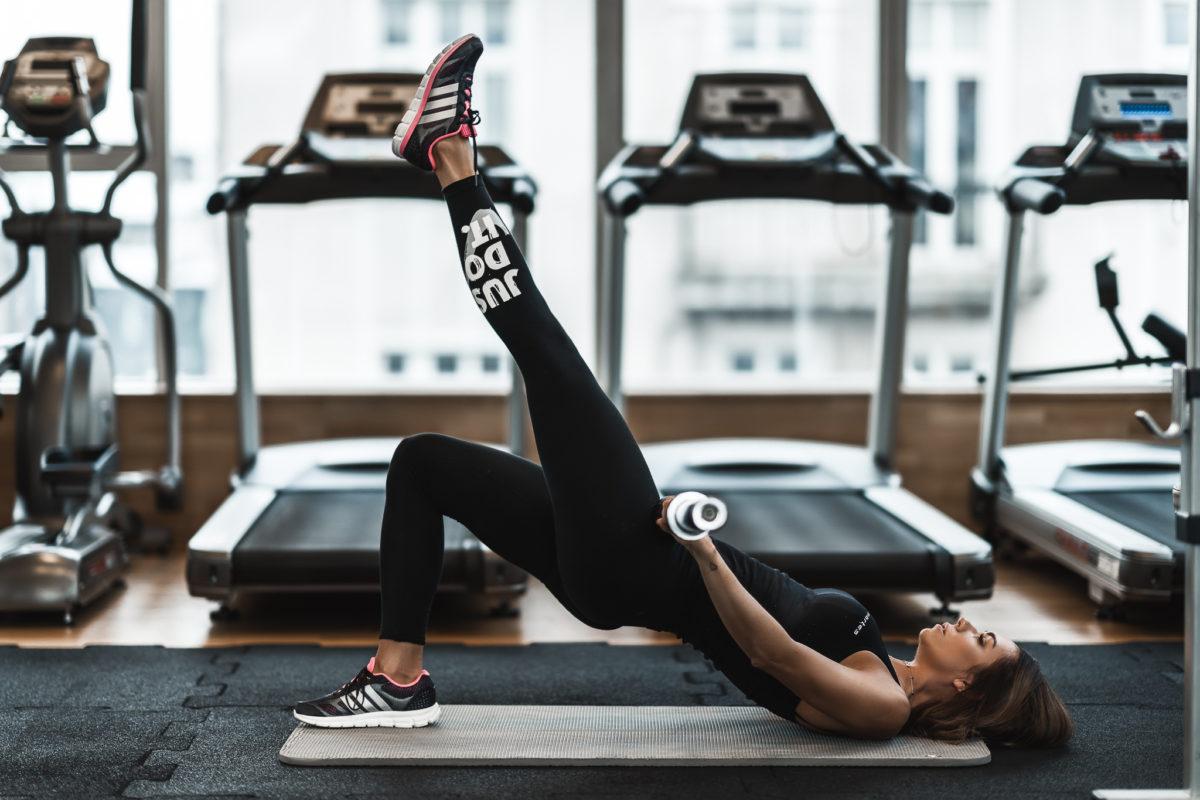 Moja recepta na zdrowe ciało i duszę – treningi fizyczne