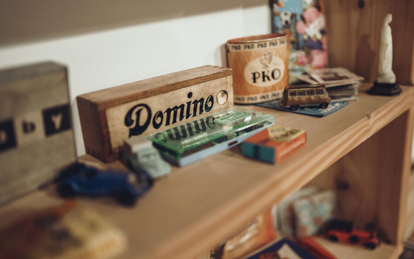 Drobne przedmioty z końca XX wieku