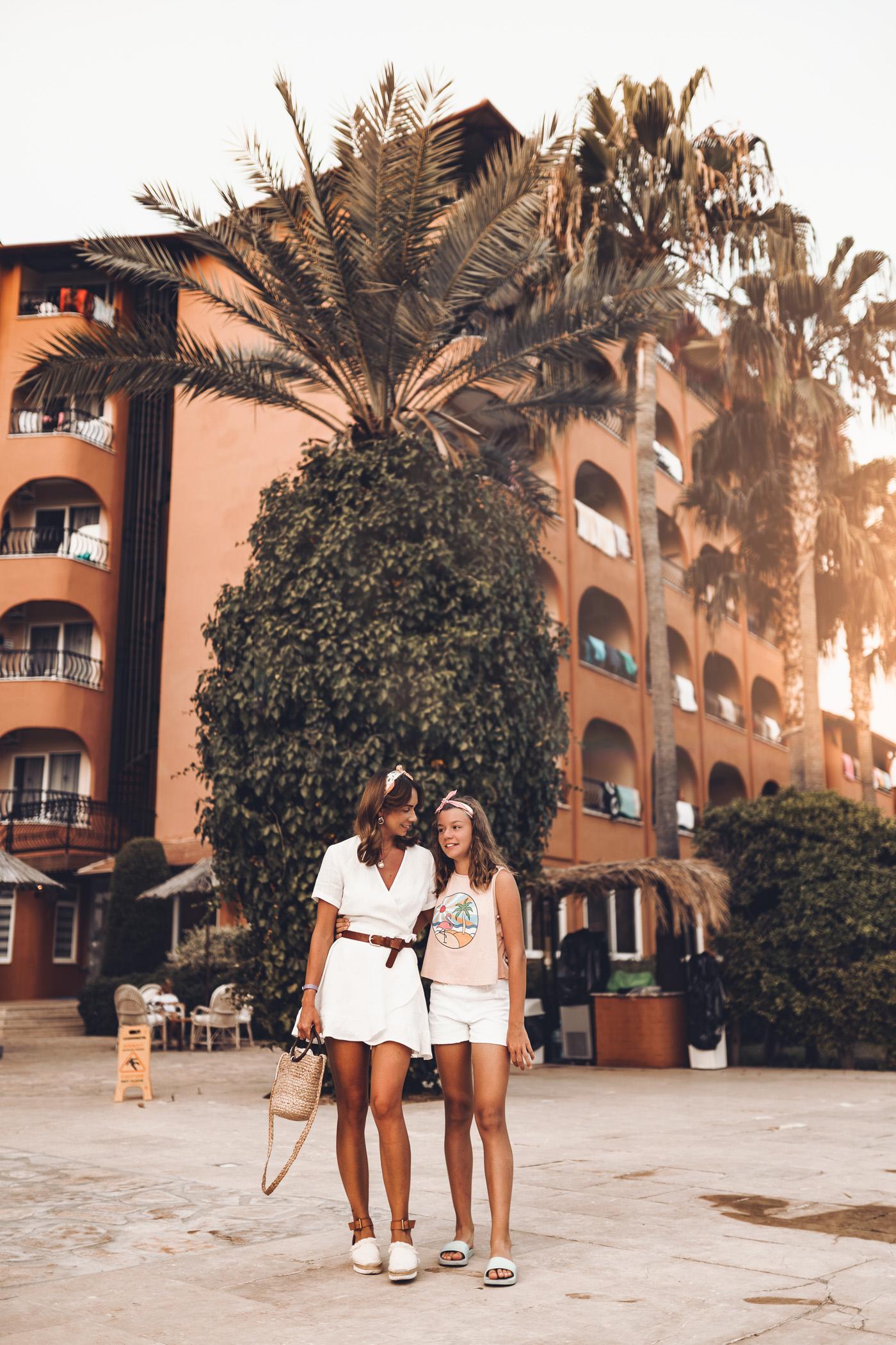 Wakacje w Turcji - Hotel