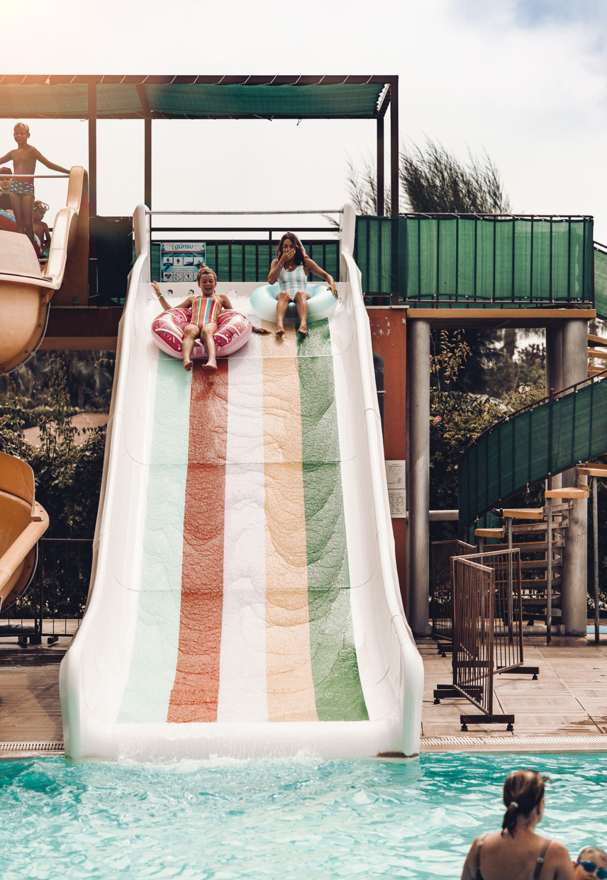 Hotel Turcja - Mini Aqua Park