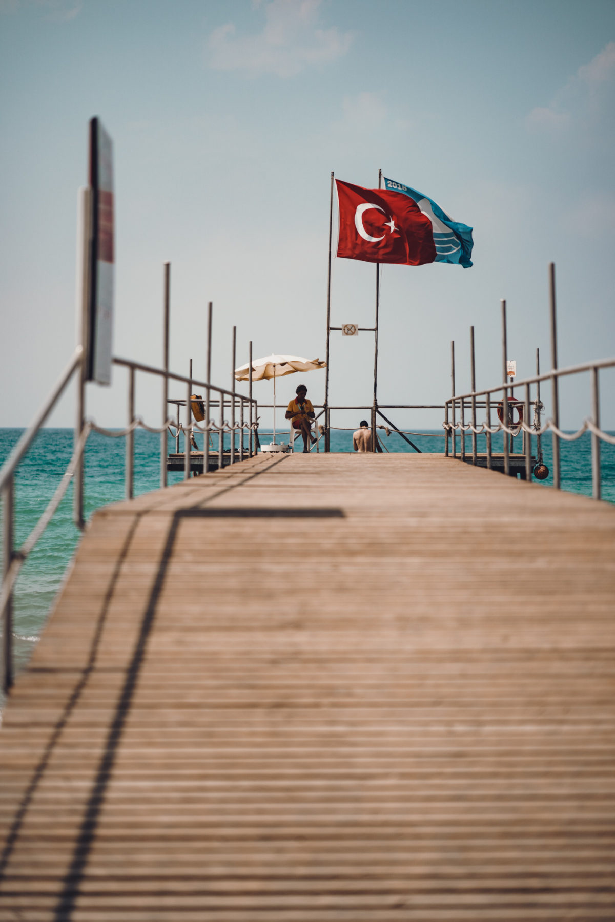 Wczasy nad morzem w Alanyi w Turcji