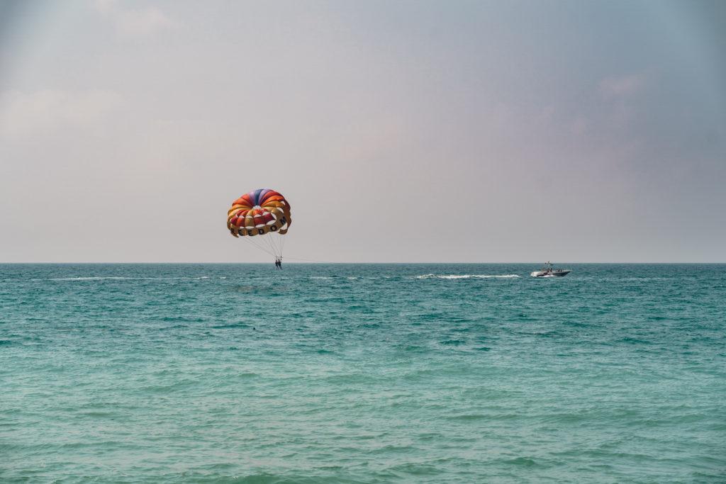 Wypoczynek w Turcji - sporty wodne