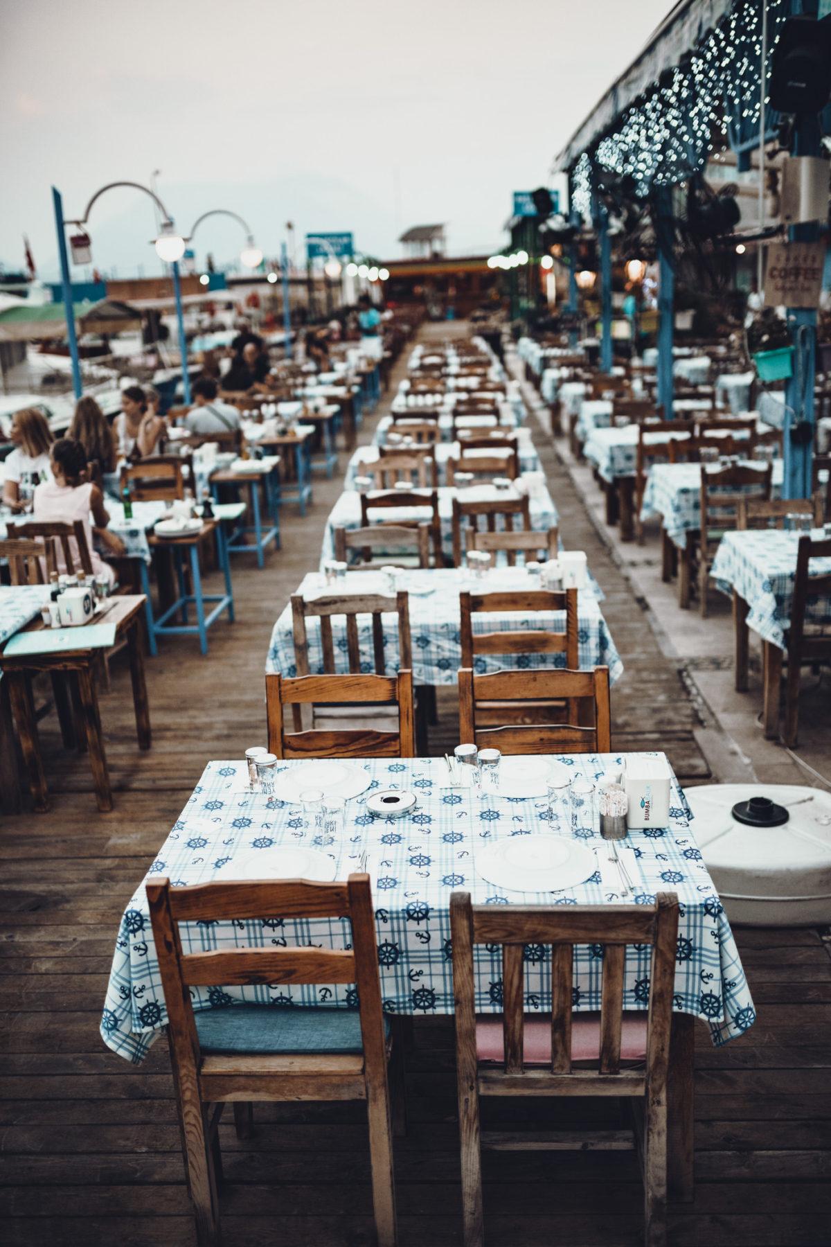 Restauracja w Alanyi