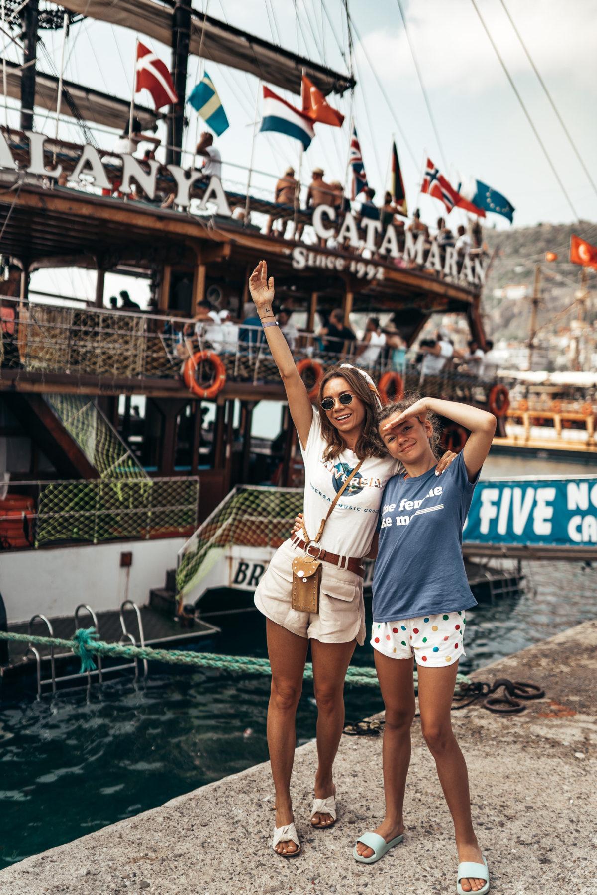 Wycieczki fakultatywne Turcja - rejs statkiem