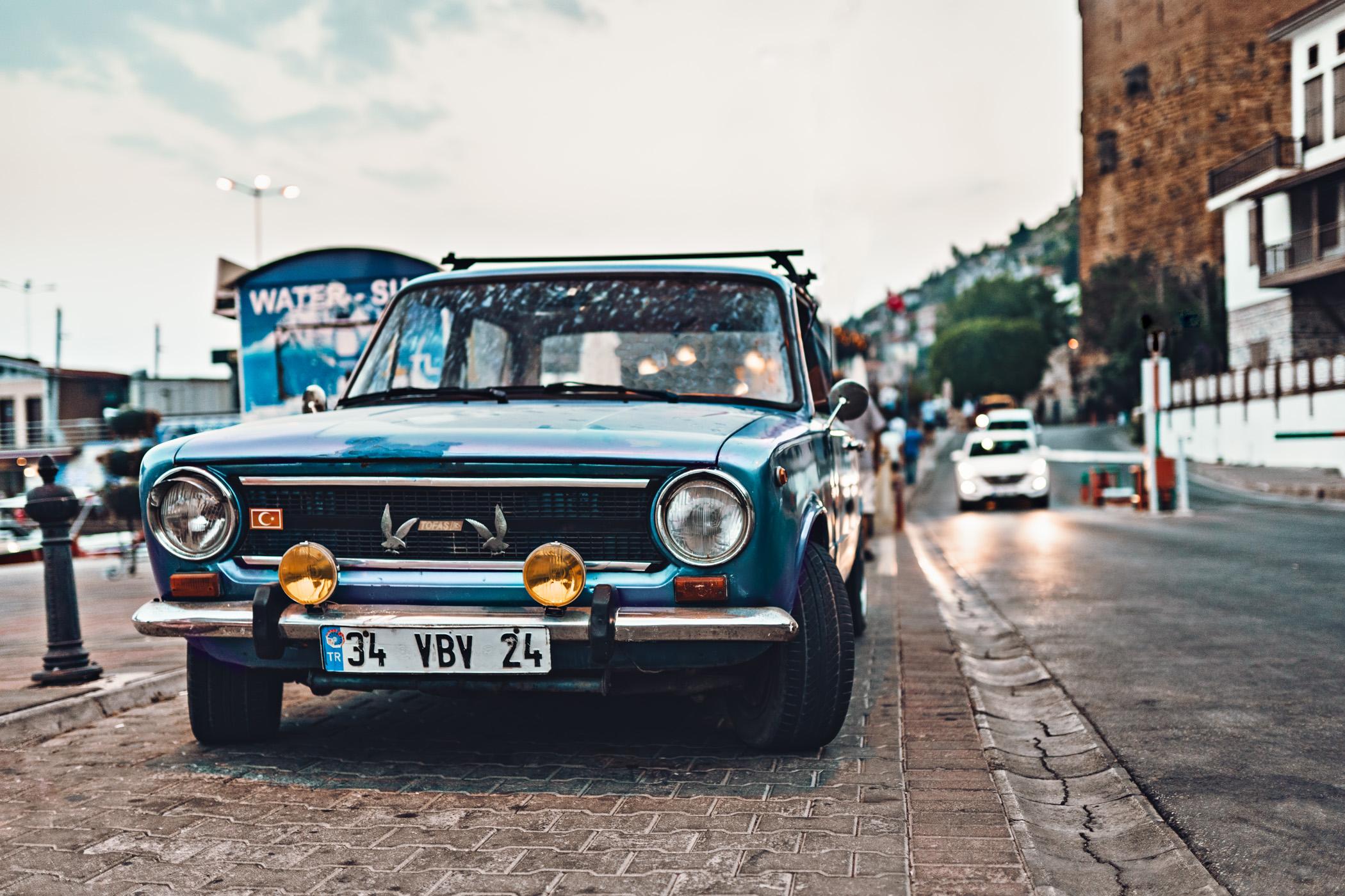 wynajem samochodu turcja