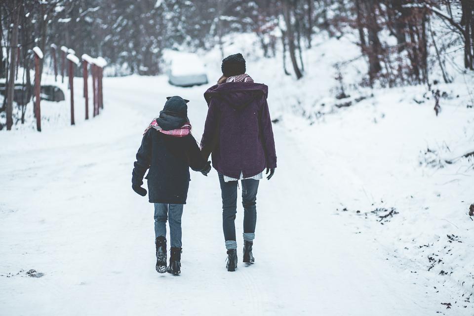 Zimową porą