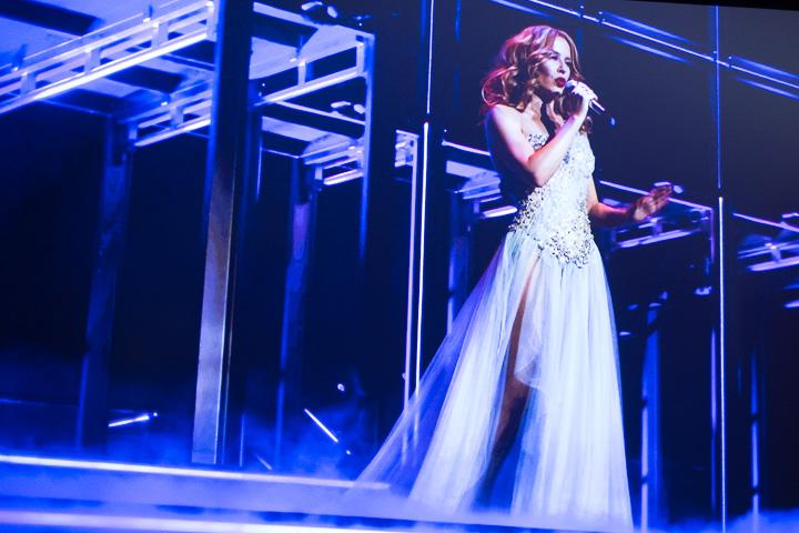 3 dni w Berlinie #Sloggi #Kylie Minogue