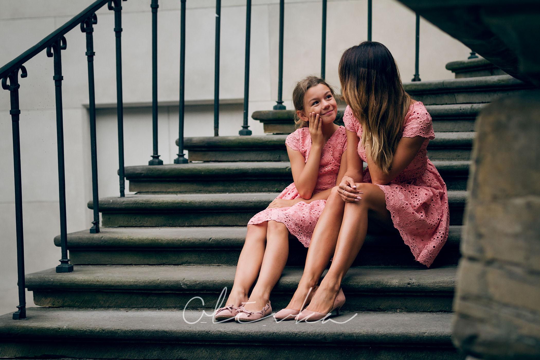 Najpiękniejsza sukienka dla mamy i córki