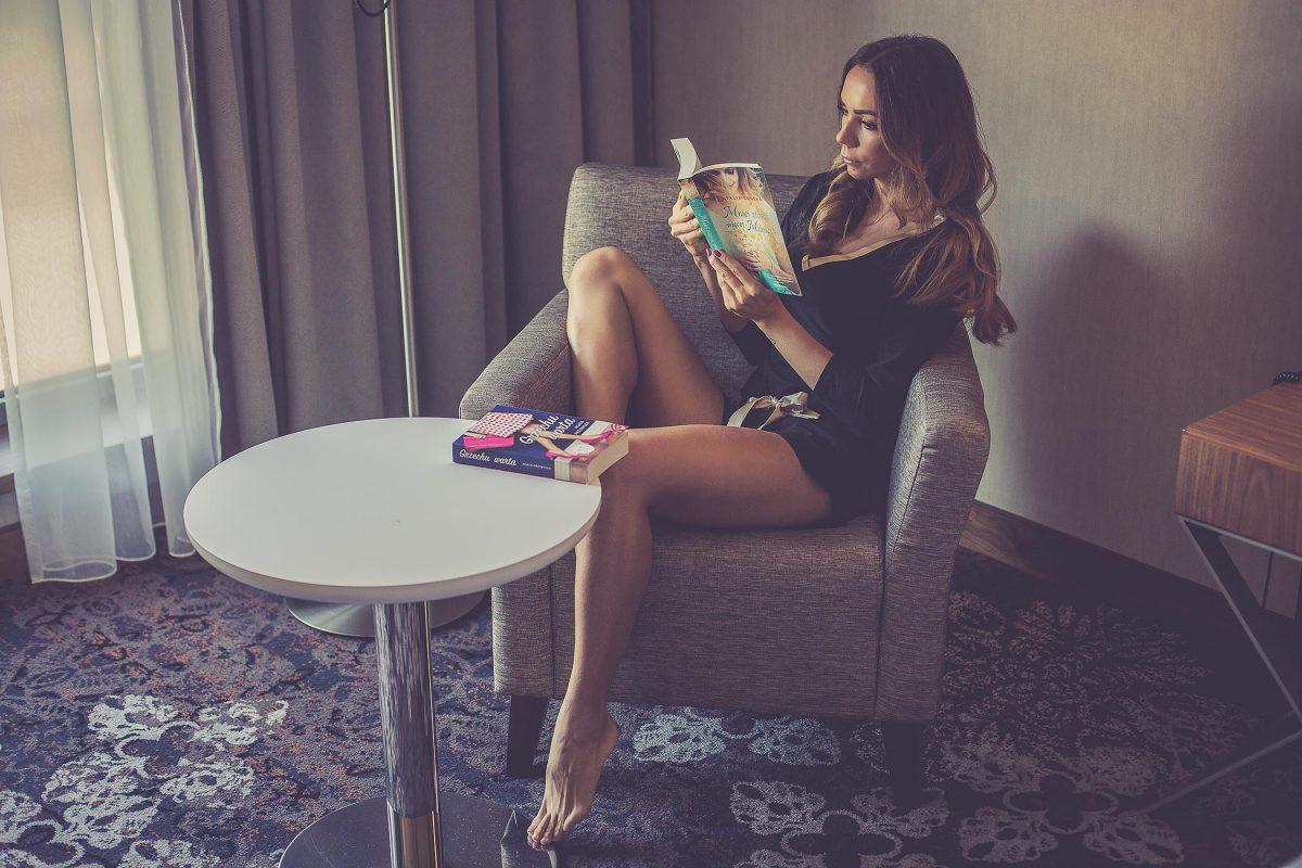 Kobiecym okiem- książki na jesienne wieczory