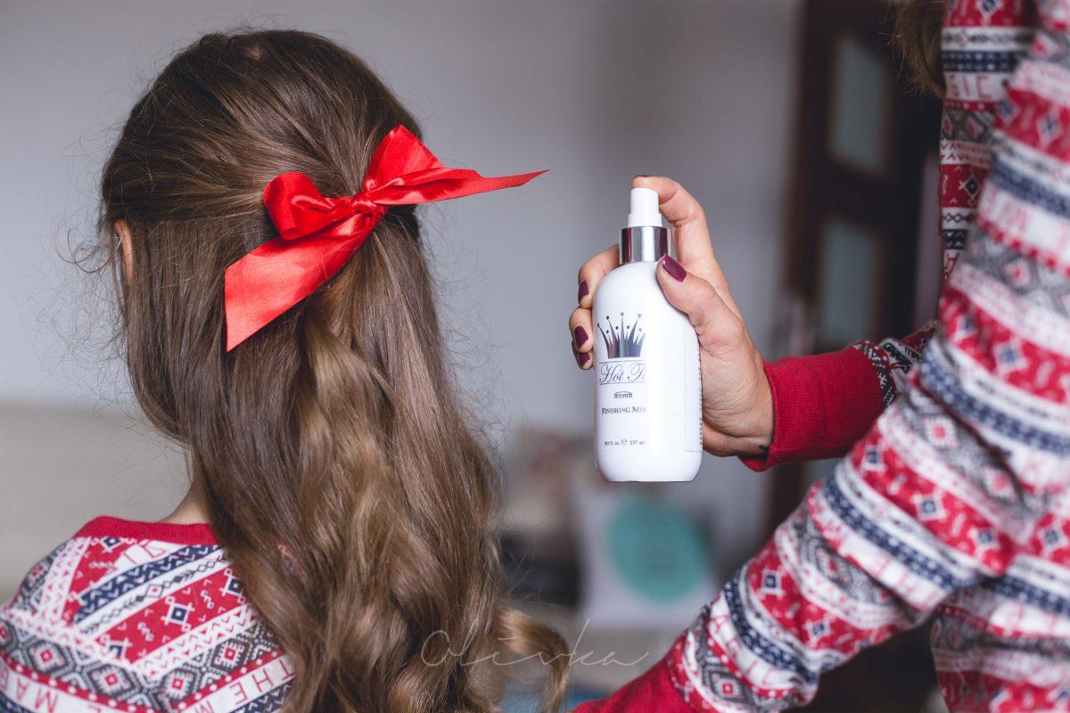 Hot Tot- pielęgnacja dziecięcych włosów
