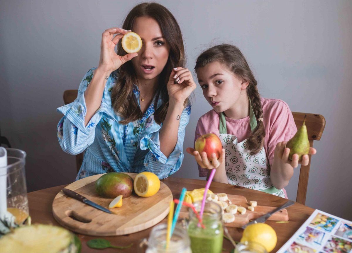 Przepis na wspólne chwile- rodzinne gotowanie