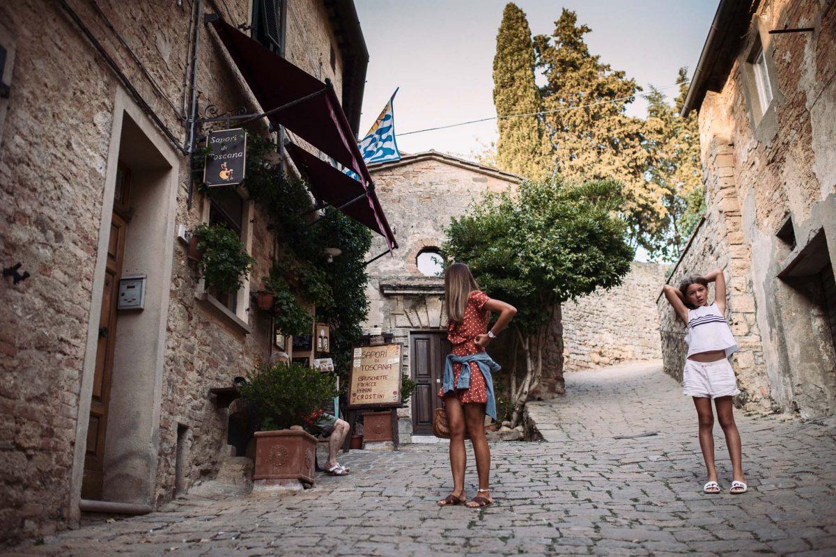 Najpiękniejsze miasta w Toskanii