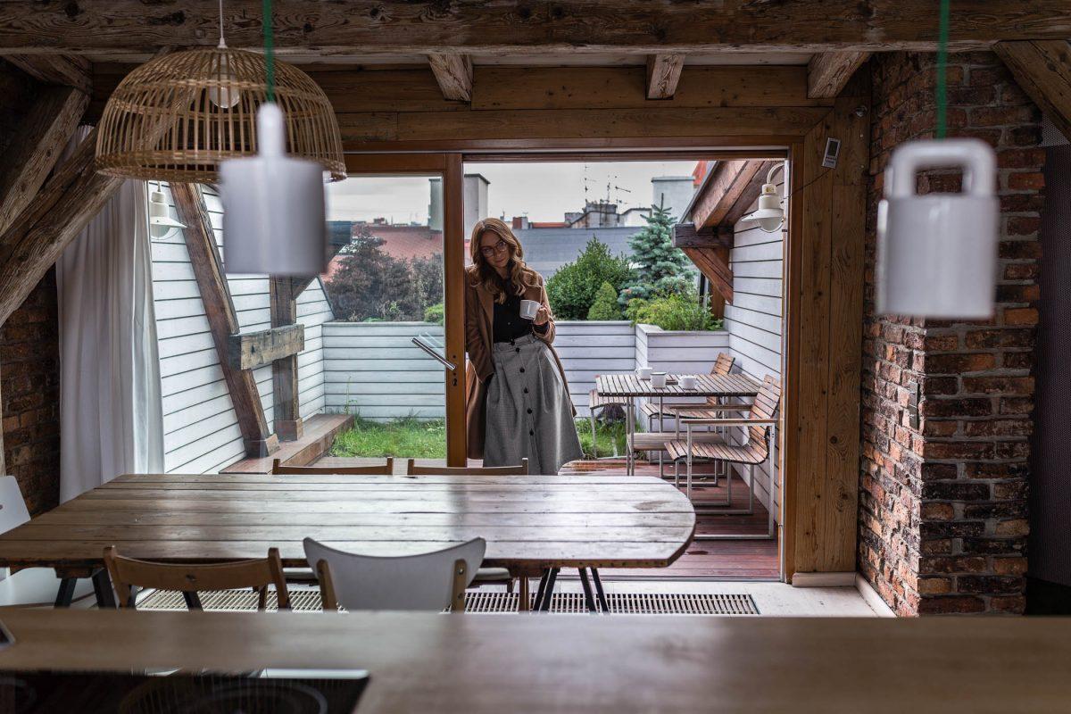 Apartament pod chmurami – niesamowita przestrzeń