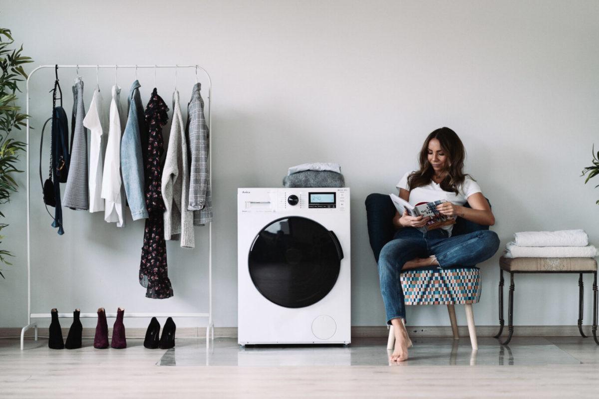 Sposób na oszczędność czasu : Szafa kapsułowa + Dream Wash