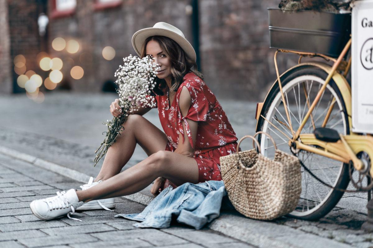 Flower power Summer dress