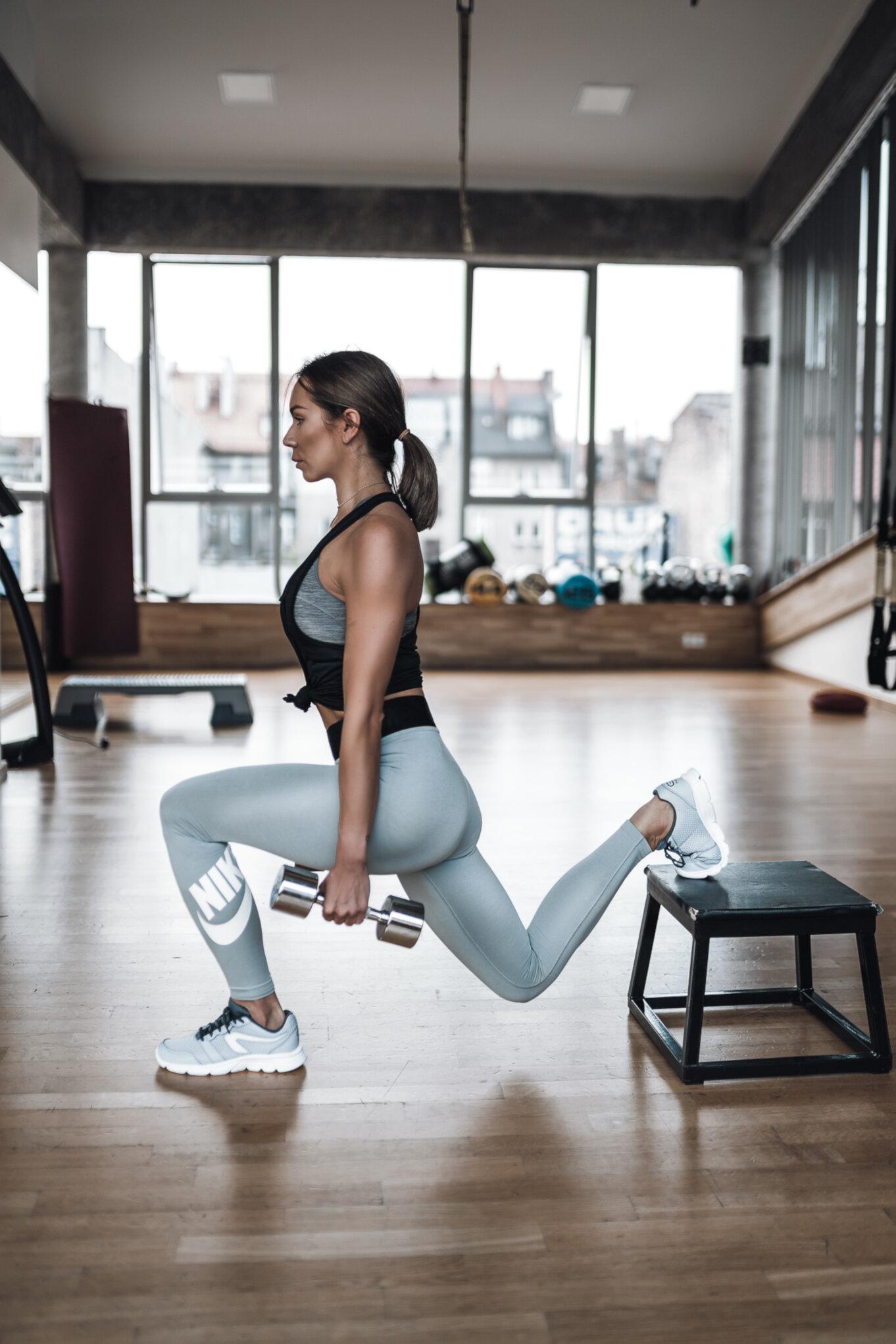Ćwiczenia na pozbycie się cellulitu