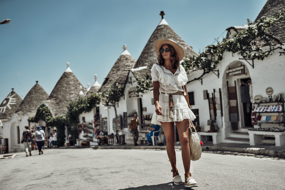 Apulia | Alberobello i słynne domki trulli