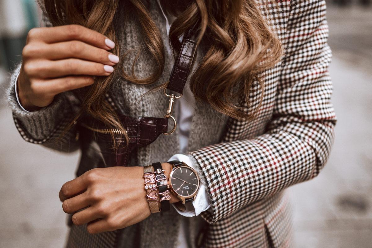 OOTD | Krata i stylowe botki na co dzień