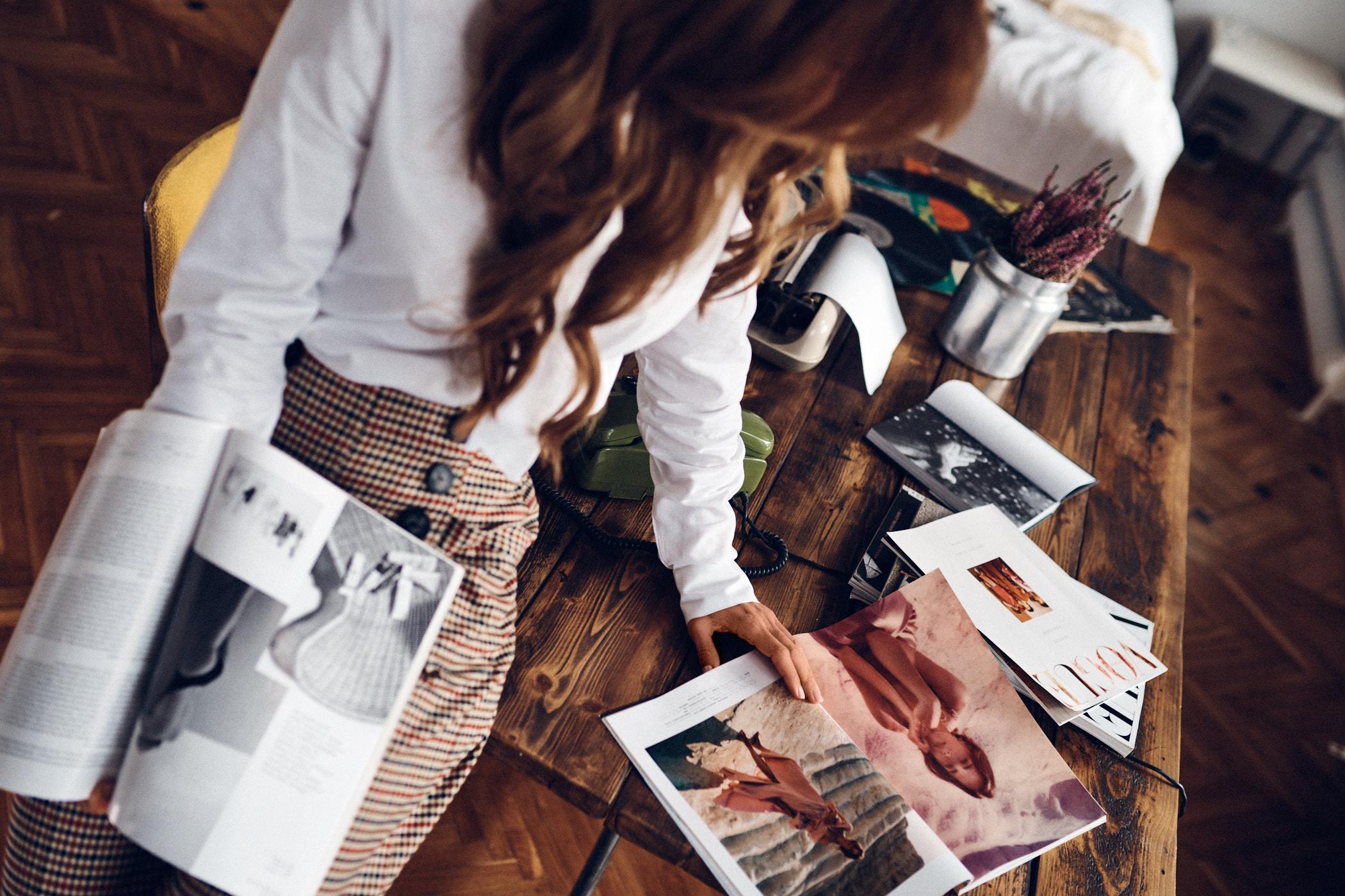 b7f66956e0 Postaw na ponadczasowość - koszula w Twoje szafie - Olivka - Blog ...