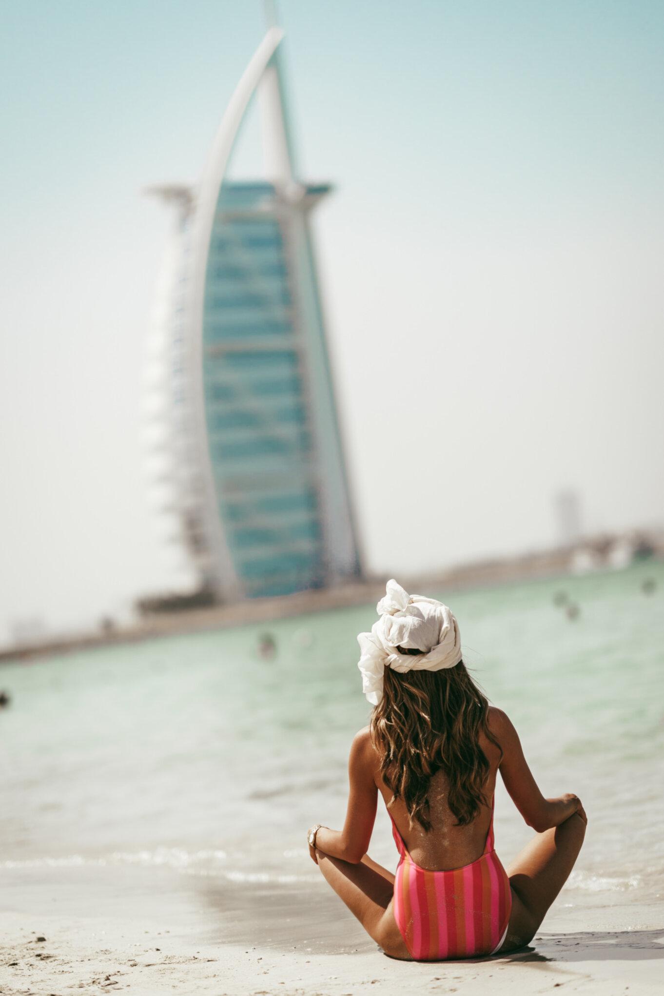 Dubaj hotel żagiel