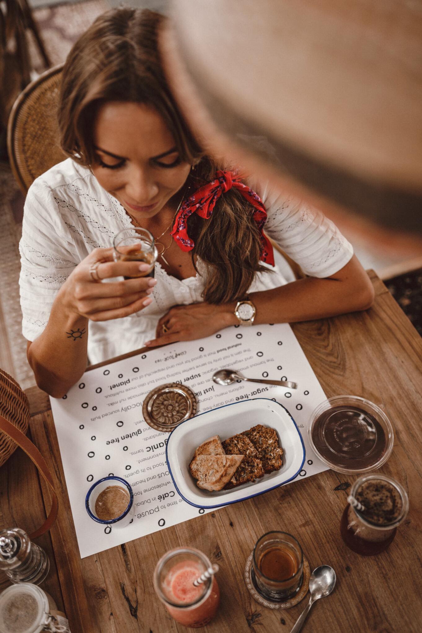 Jedzenie w Dubaju – restauracja Comptoir 102