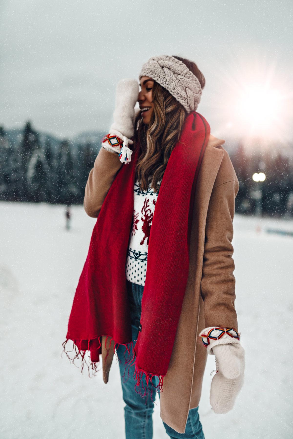 #OOTD zimowa stylizacja