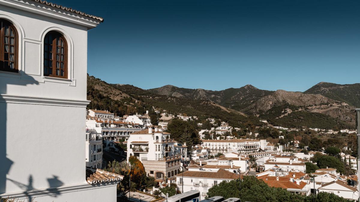 Pueblos blancos – białe miasteczka w Andaluzji