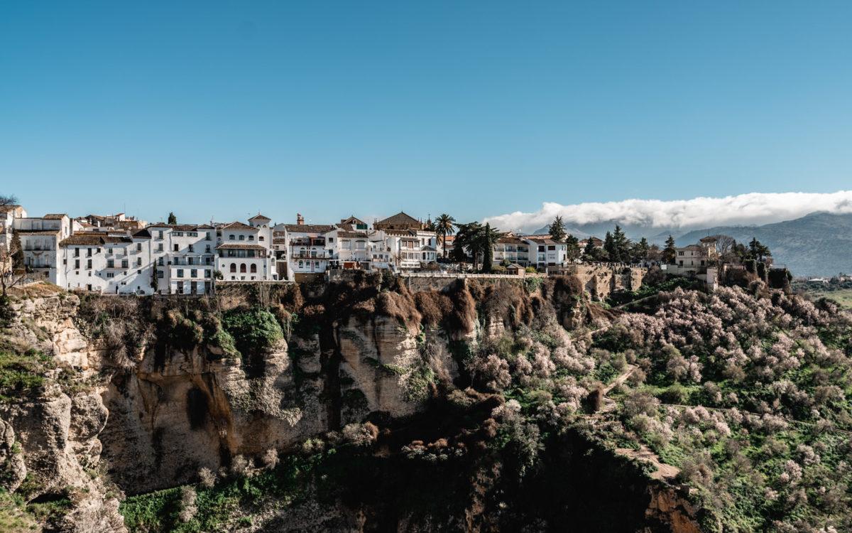Najpiękniejsze miasto w Andaluzji – Ronda