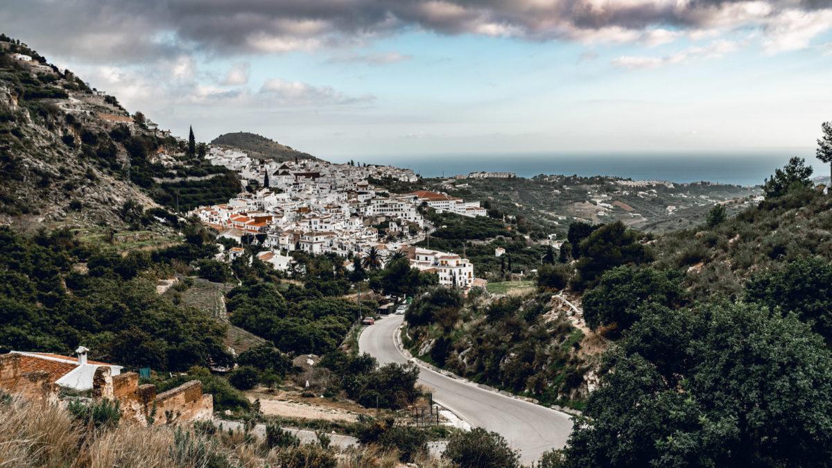 Najpiękniejsze miasteczka w Andaluzji – Frigiliana