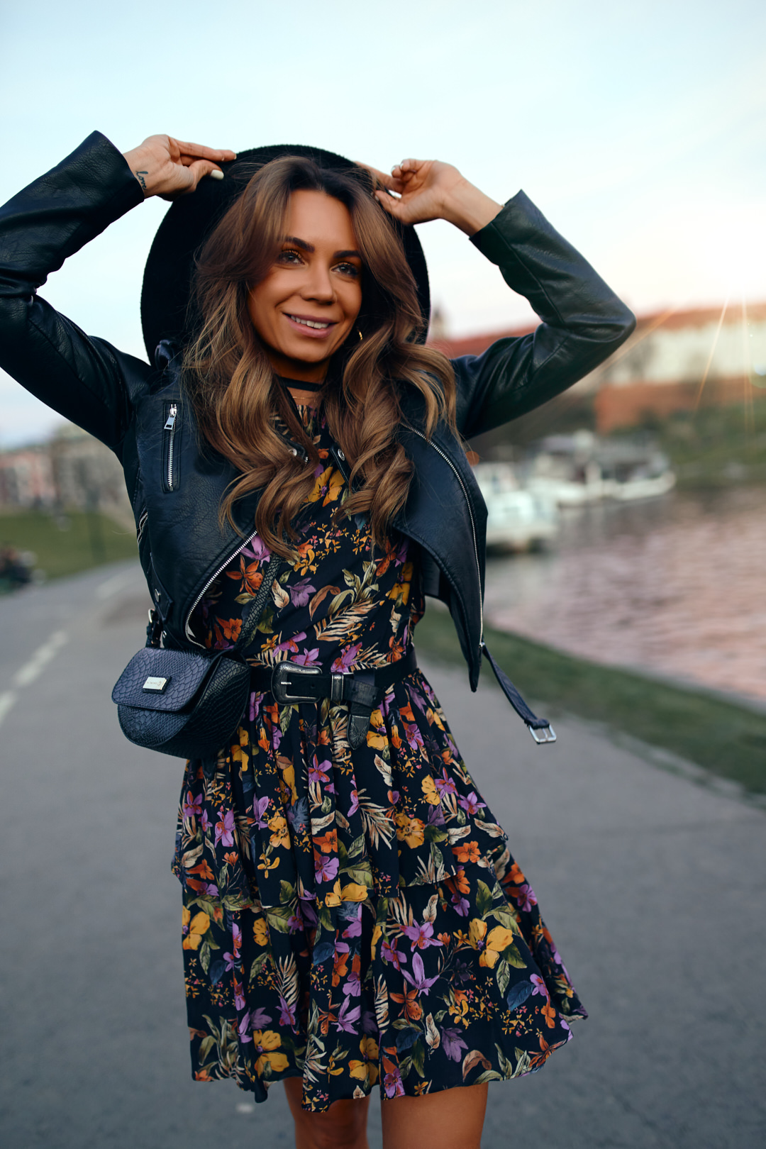 Hello spring | flower dress