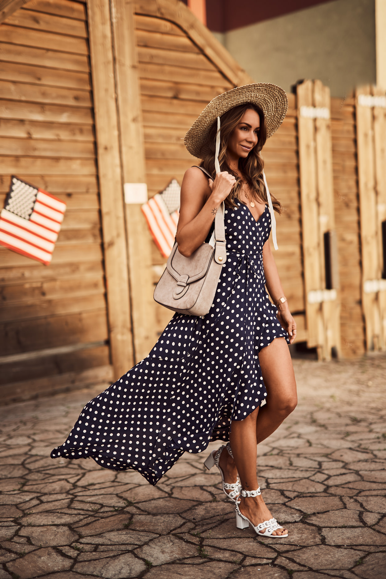 polka dot, saintby, guess