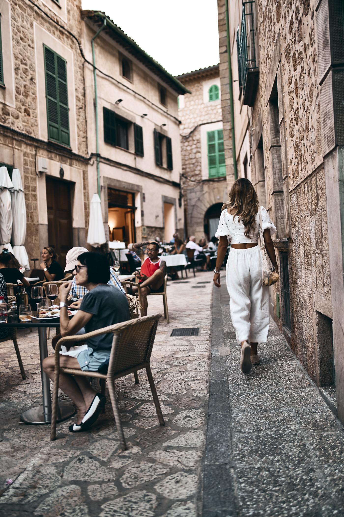 Fornalutx, Majorka, Divya Nguyen, Mallorca