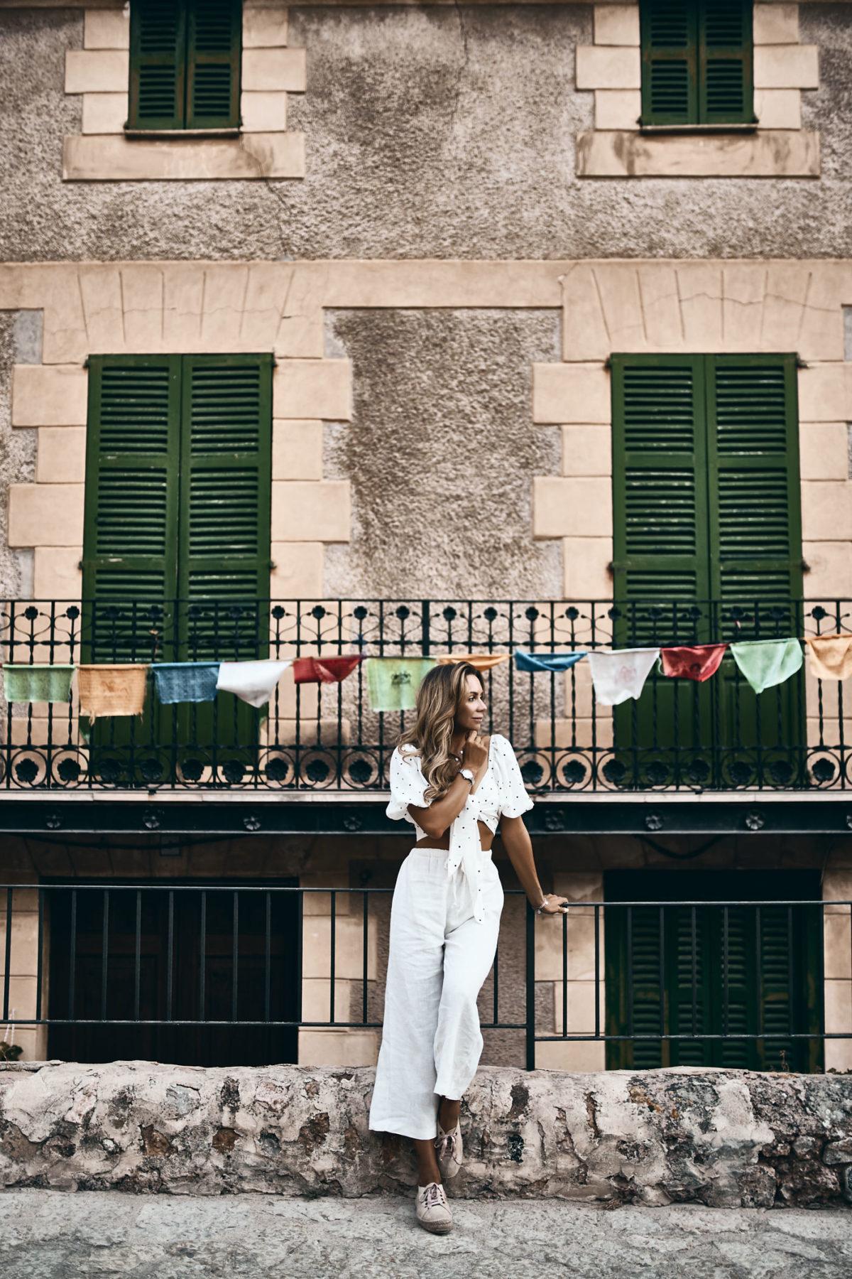 Fornalutx- piękna wioska na Majorce