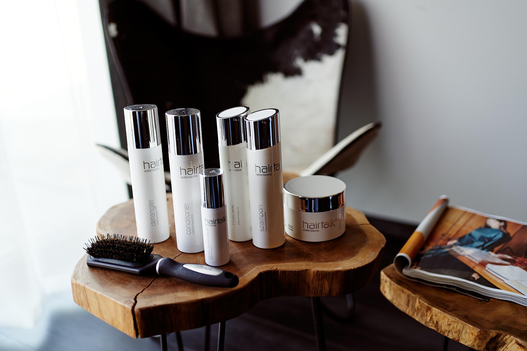 kosmetyki do pielęgnacji hairtalk