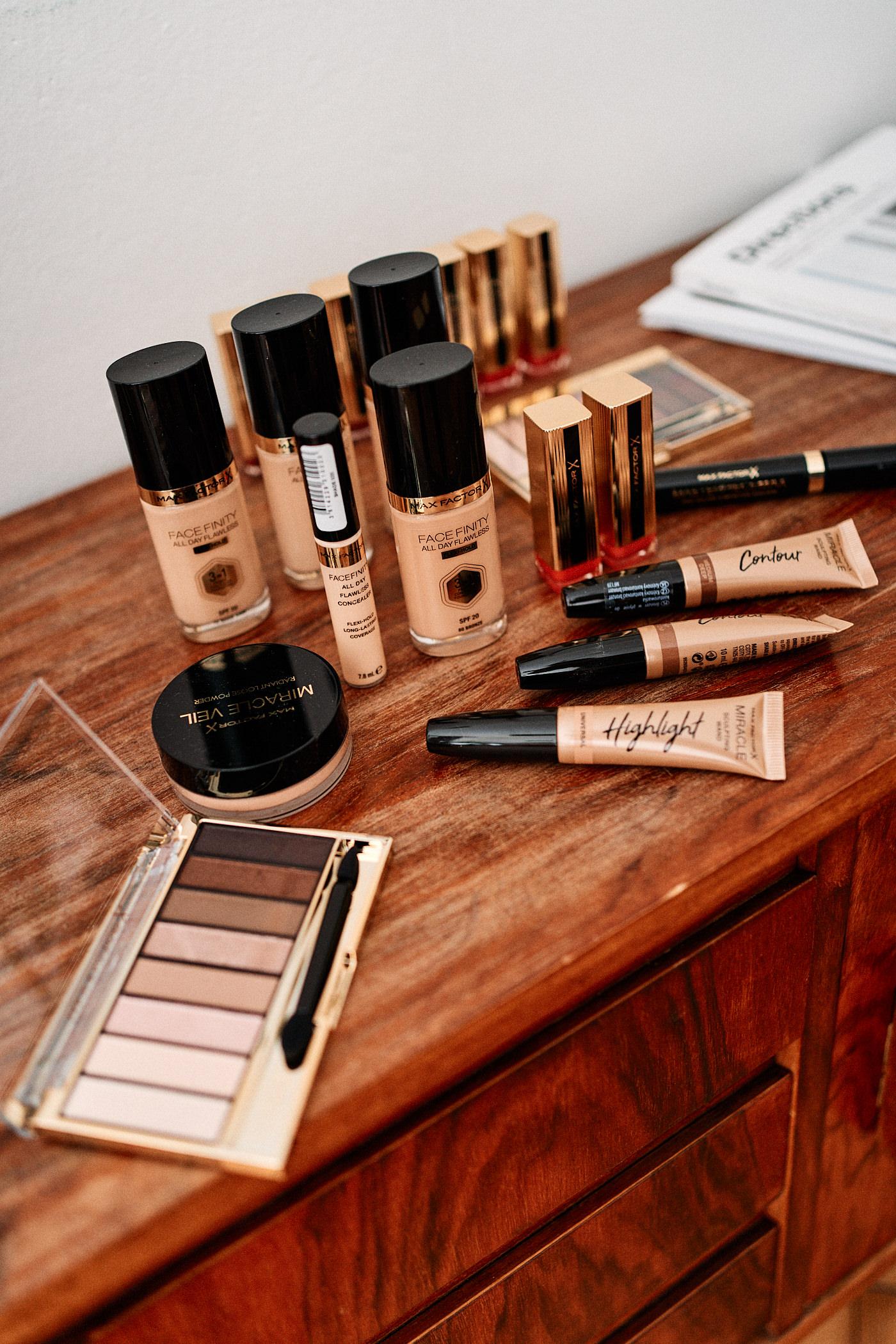 Kosmetyki Max Factor i moje porady pozwolą Ci na stworzenie wyjątkowego makijażu na święta – dopasuj produkty do swojej cery